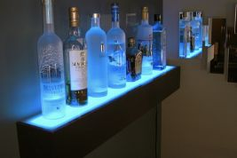 Bar Drink Shelf